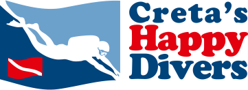 Creta's Happy Divers - Scuba Diving Lessons in Crete, Agios Nikolaos - Elounda, Scuba Diving Center in Crete