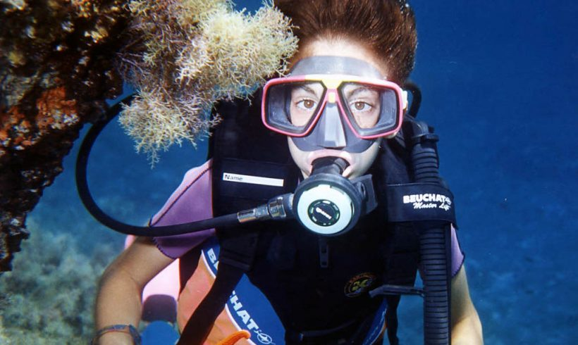 """Creta's Happy Divers"", The scuba diving center"